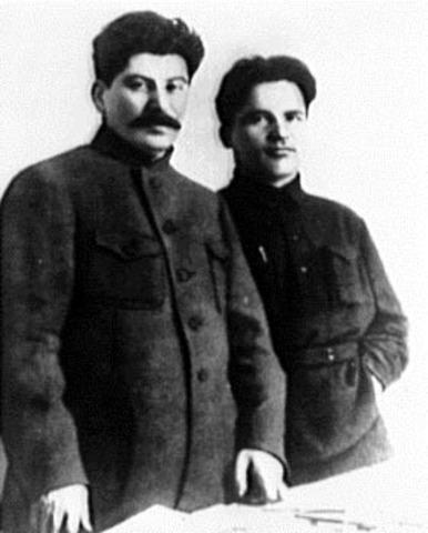 Sergei Kirov Murdered