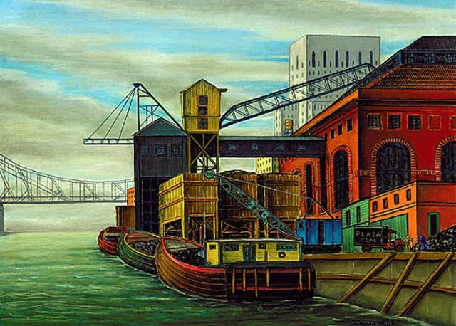 U.S.  Steel y Ford Motors, origenes