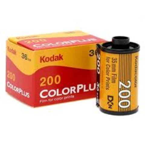 Η πρώτη Kodak με ρολό φιλμ.