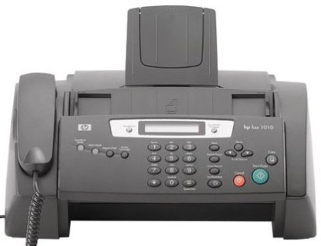 The Fax Machine