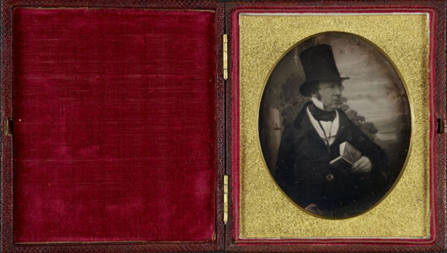 William Henry Fox Talbot patents the Calotype,