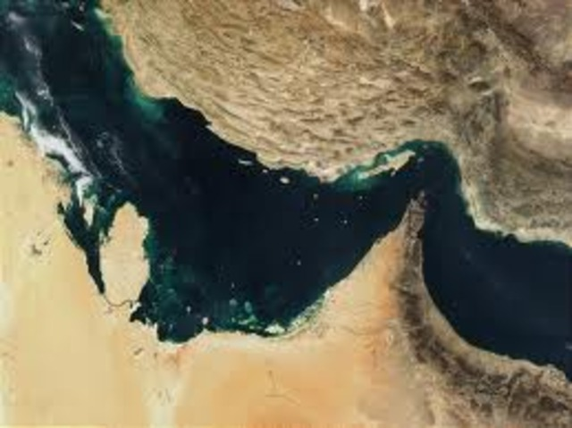 Persian Gulf (~1200 B.C.)