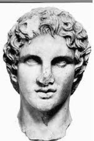 Alexander the Great (1500 B.C.)
