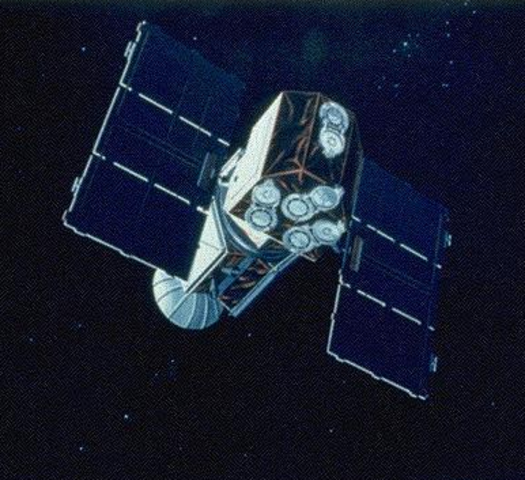 Renting A Spy Satellite