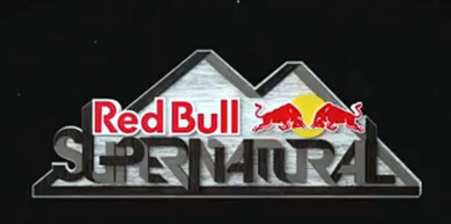 Redbull Supernatural (SPONSORSHIP?)