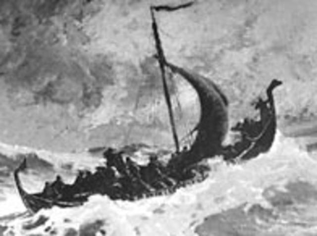 Leif Erikson (1002 A.D>)
