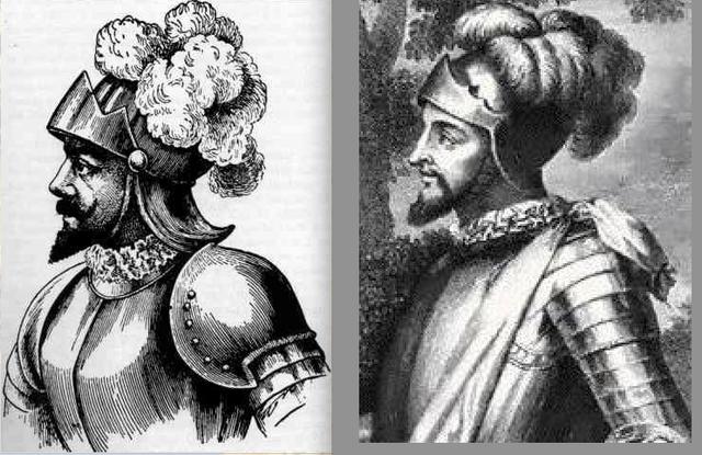 Vasco Nunez/Juan Ponce (1513)
