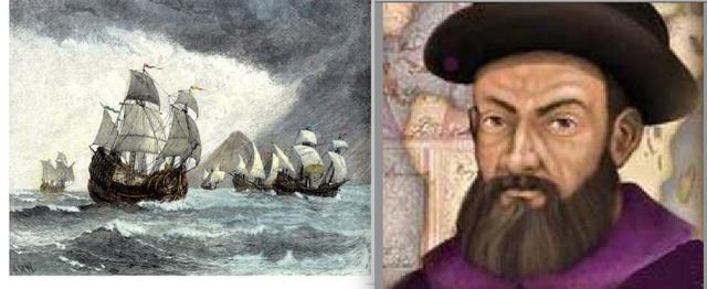 Ferdinand Magellan (1519-1522)