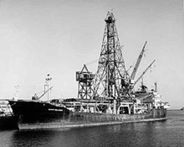Deep-sea drilling (1968)