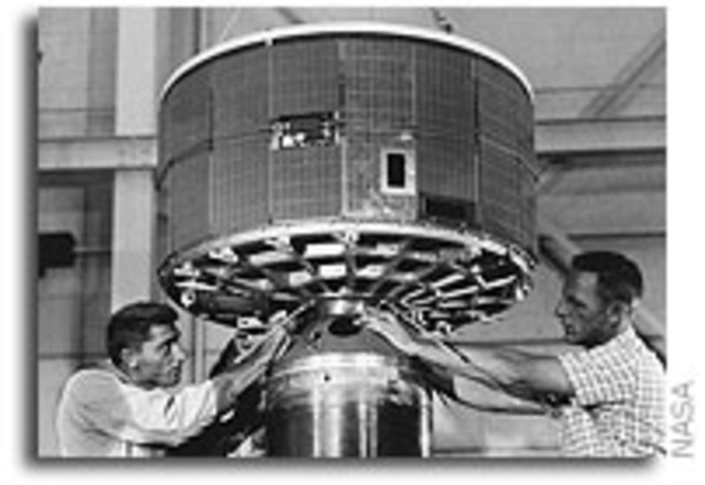 Satellite data (1965)
