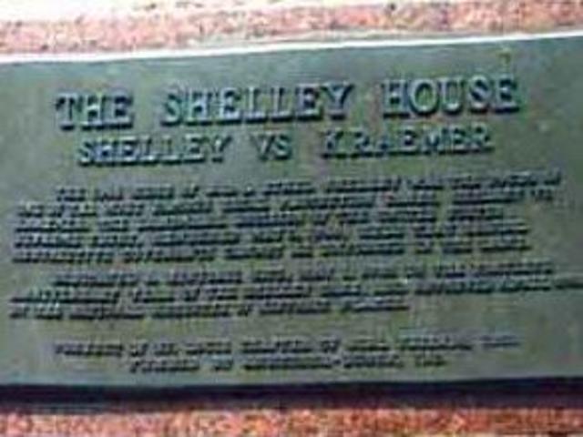 Shelly v. Kramer
