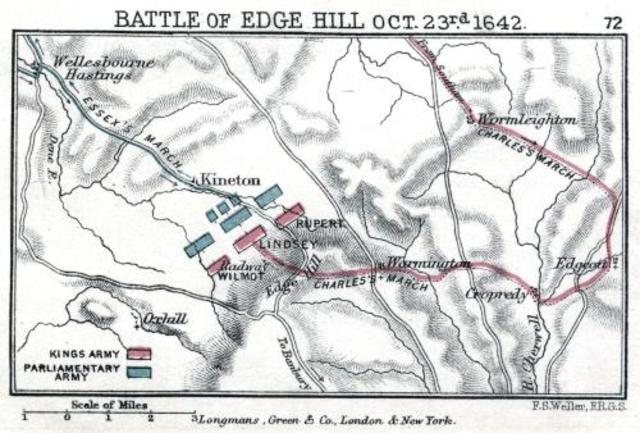Battle of Edgehill