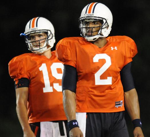 Cam Is named starting quarterback by Gene Chizik