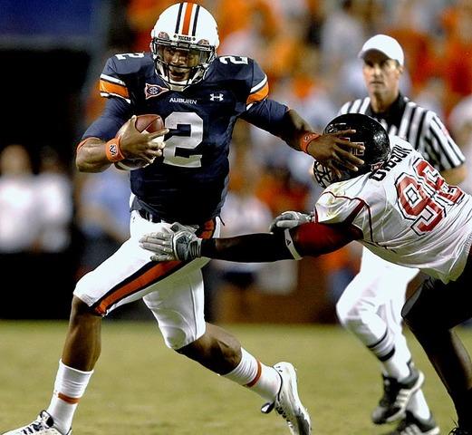 #22 Auburn defeats Arkansas State 52-26