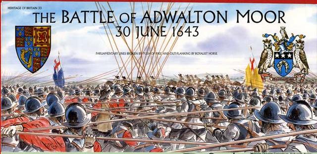 The Battle of Adwalton Moor
