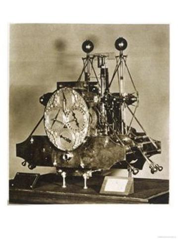 Marine Chronometer Invented