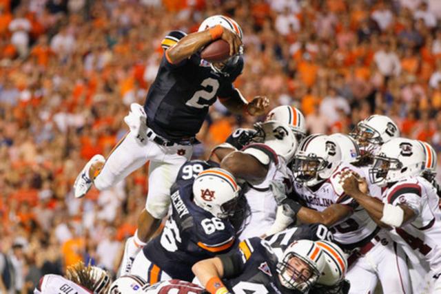 #17 Auburn defeats #21 South Carolina 35-27