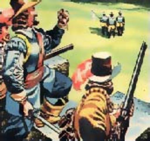The Second Battle of Newbury