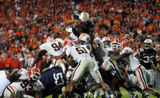 #2 Auburn defeates Goergia in the Deep South's Oldest Rivalry 49-31