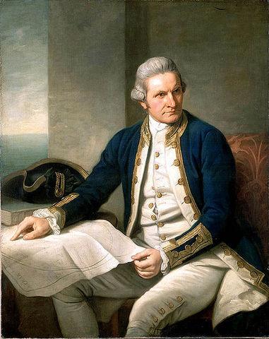 James Cook (1729-1779)