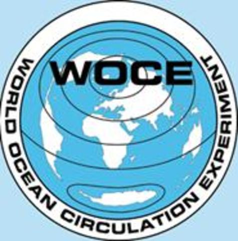 WOCE (World Ocean Circulation Experiment)