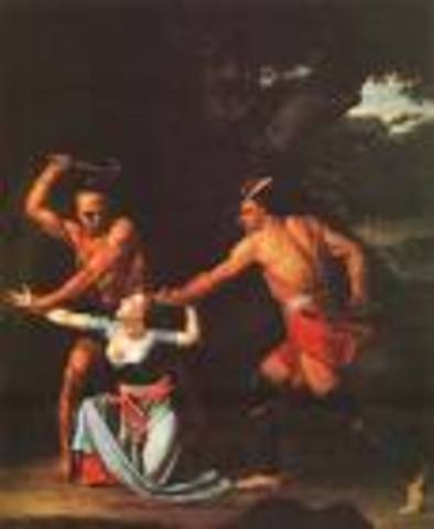 Mary Rowlandson: Captivity With Indians