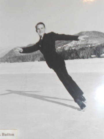 Figure Skater Clinches Gold