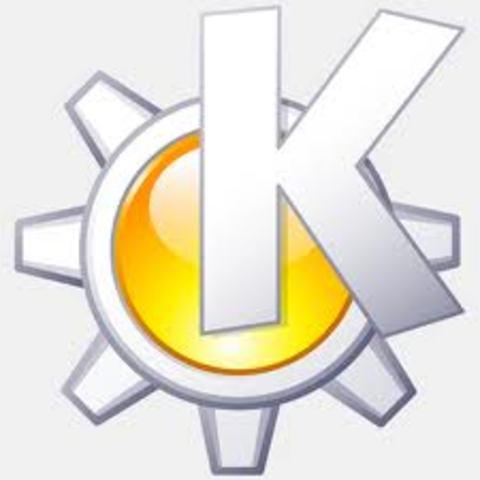 Interfaz gráfica de usuario KDE
