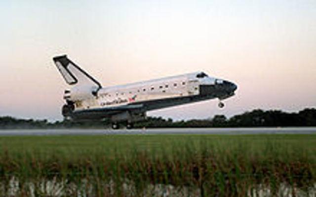 Space Shuttle Program's Last Flight