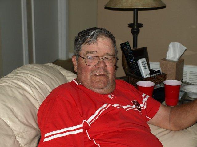 Jimmy Danford (Grandpa) Birthday
