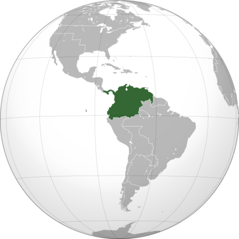 New Granada becomes independent: Gran Colombia