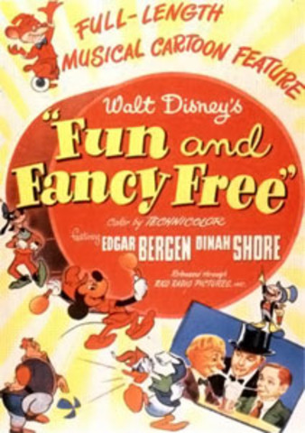 Fun and Fancy Free was released