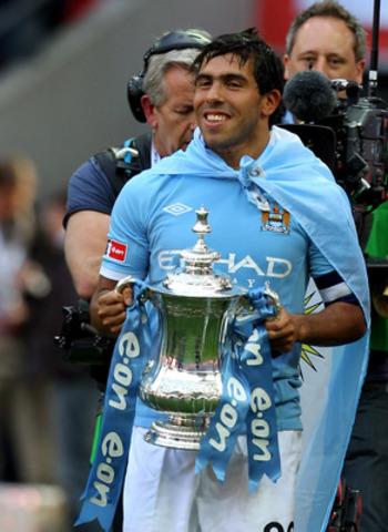 Captain's City to FA Cup Triumph