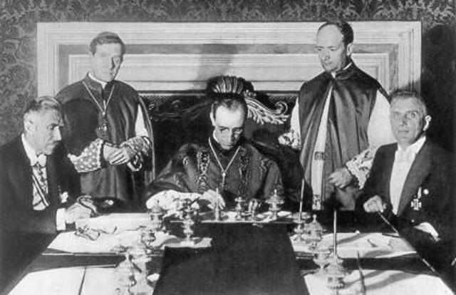 The Reichkonkordat