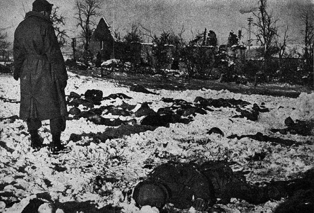 Malmedy Massacre December 17, 1944