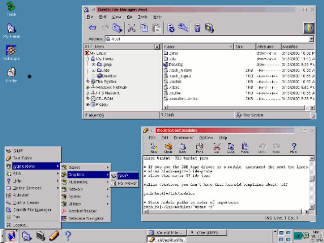 lanzamientto de linux 1.0