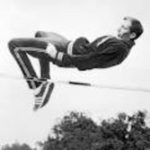 Dick Fosbury Changes The High Jump