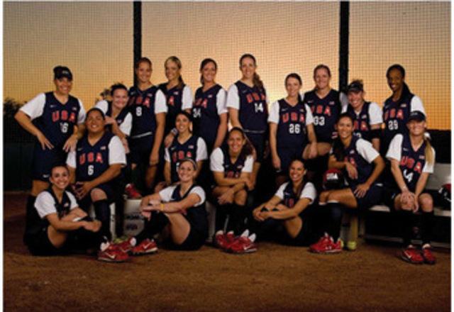 US Softball Team Incredible Comeback