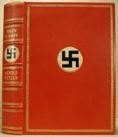 Mein Kampf publication
