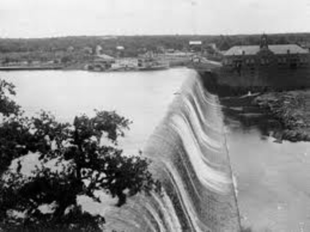 Austin Dam (Hydropower energy)