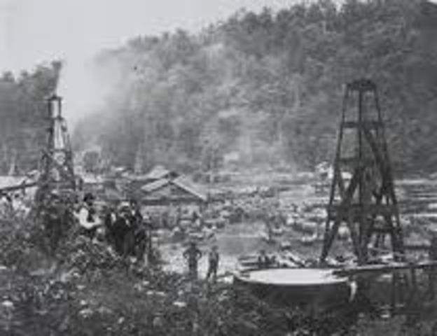 Titusville (Oil energy)