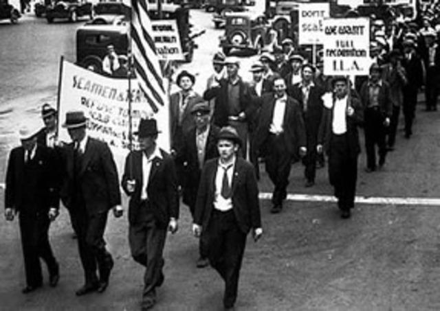 Smith-Connally Anti-Strike Act of 1943