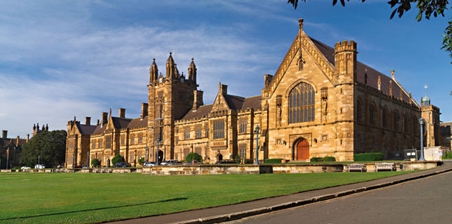 1852 Sydney University founded