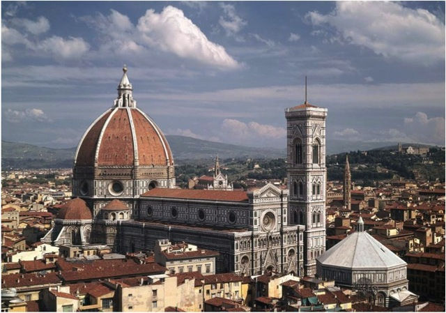 Cathedral of Florence (aka the Duomo)