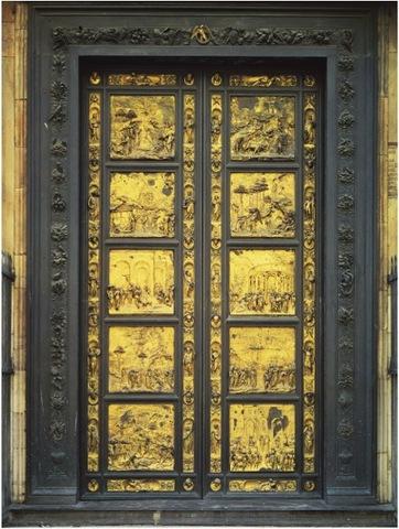 "East Doors, ""Gates of Paradise"""