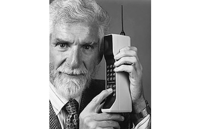 First Practical Mobile Phone