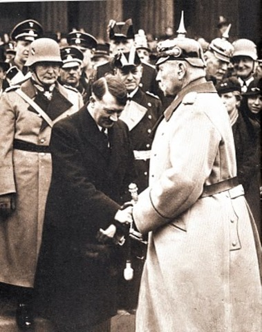 Hitler becomes Chancellor on 30th of January, 1933