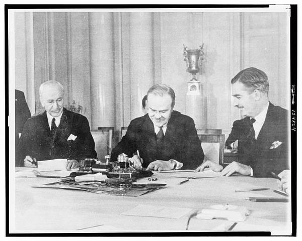 Third Moscow Conference  18 October 1943