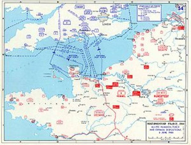 D-Day Normandy