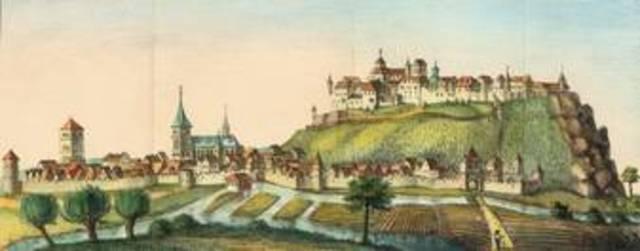 Gründung der Abtei durch Erzbischof Anno II. mit Mönchen aus der Abtei St. Maximin in Trier